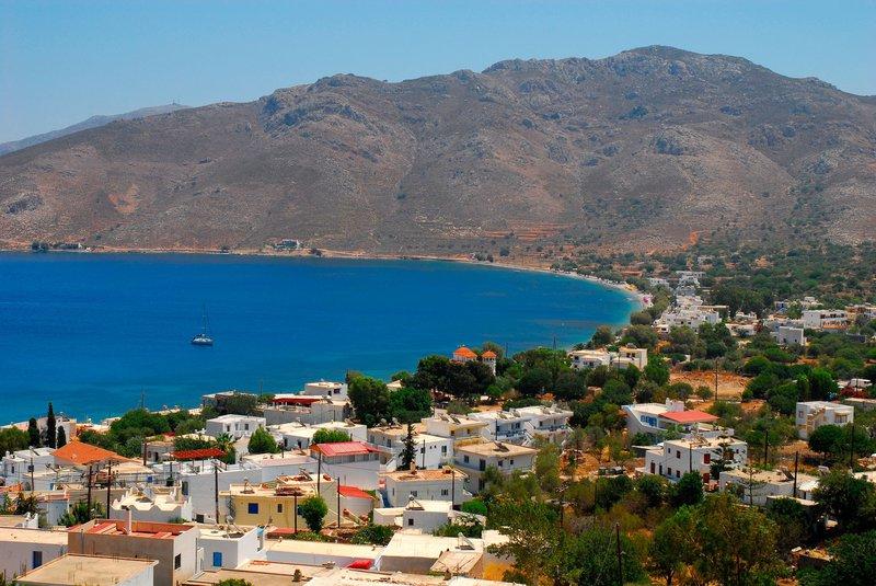 Livadia, Tilos, Greece
