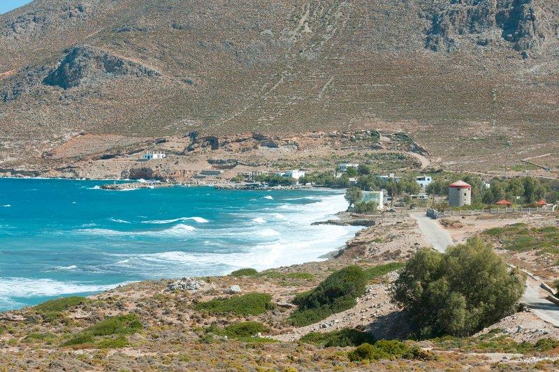 Agios Andonis, Tilos, Greece