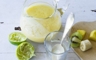 RECEPT: Super napitek, ki vas bo ščitil pred prehladom