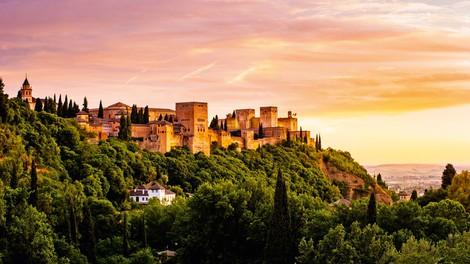 Sevilla in Granada - mesti, ki imata res veliko ponuditi