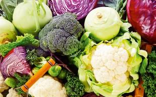 Katera zimska zelenjava ne sme manjkati na vašem krožniku