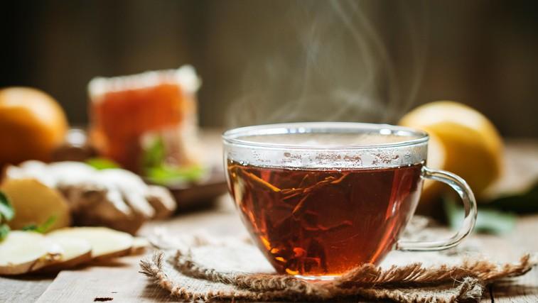 Čaj iz začimb za zimsko razstrupljanje (foto: Profimedia)