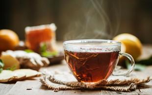 Čaj iz začimb za zimsko razstrupljanje