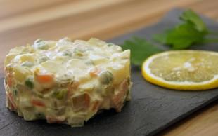 VIDEO: Tako pripravite najboljšo francosko solato