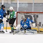 Razbijamo stereotipe: Tudi punce igrajo hokej (foto: Sara Ros)