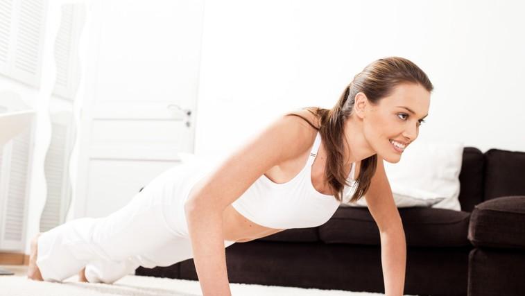 Vadba doma: Učvrstite in oblikujte telo v 20 minutah (foto: Profimedia)