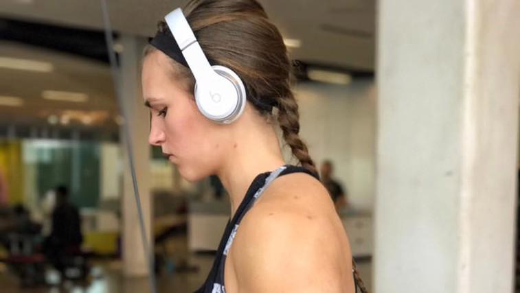 Preden stopite v fitnes ... Preberite ta zapis! (foto: Arhiv www.facebook.com/StephanieLynnHoldmeyer)