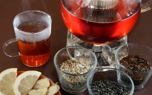 Najboljši čaji za čiščenje telesa in vitkost