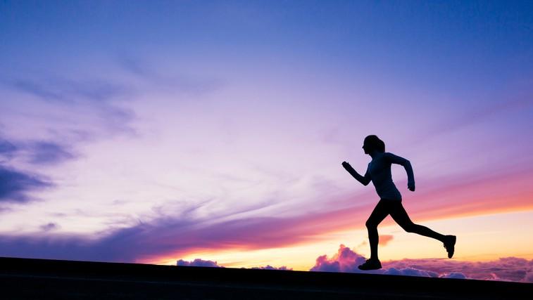 Maraton in pol Komenda: To je moj tek, tek je moj način življenja (foto: Profimedia)