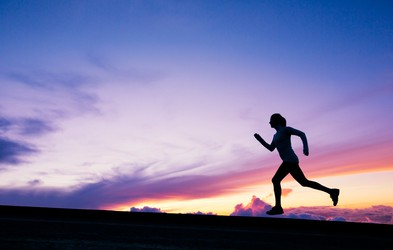 Maraton in pol Komenda: To je moj tek, tek je moj način življenja