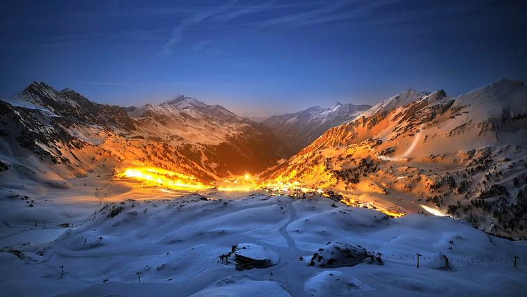 Obertauern – kjer je naravni sneg doma (foto: Promocijsko gradivo)