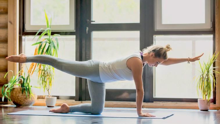 Trening: Oblikujte in okrepite telo v 4 tednih (foto: Profimedia)