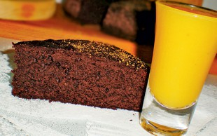 Recept: Rožičev kolač