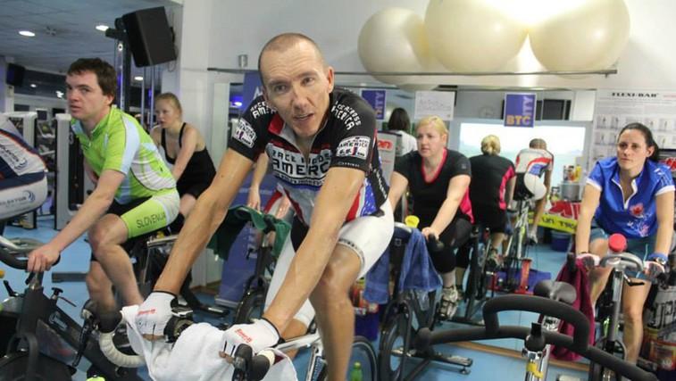 Obeta se dobrodelni kolesarski spektakel: 24-urni kolesarski maraton z Markom Balohom (foto: Osebni arhiv)