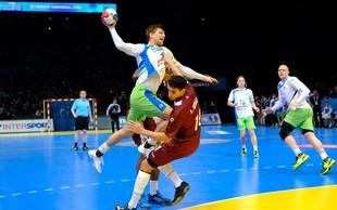 Slovenska moška rokometna reprezentanca med najboljšimi štirimi na svetu