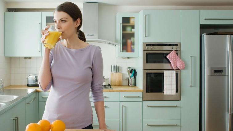24 ur čiščenja telesa z zdravimi, svežimi živili (foto: Profimedia)