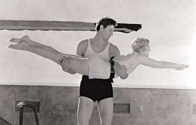 Johnny Weissmuller - legenda plavanja in slavni filmski Tarzan