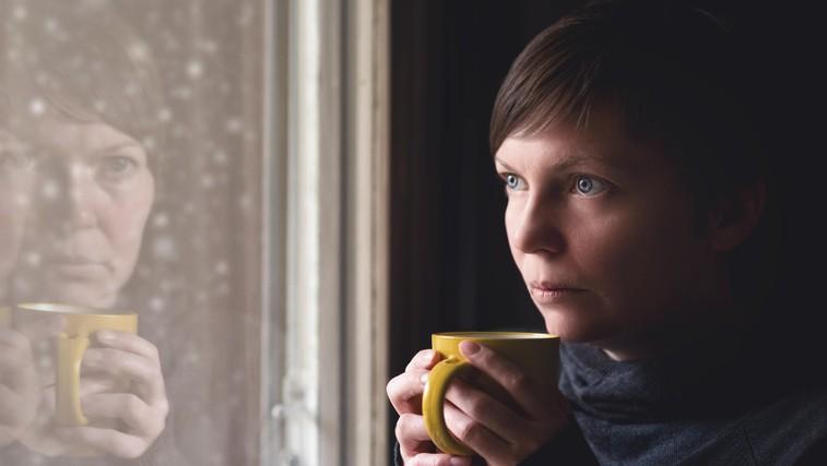 Kako vemo, da to ni le zimska depresija (foto: Profimedia)