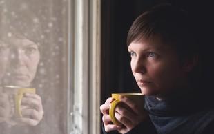 Kako vemo, da to ni le zimska depresija
