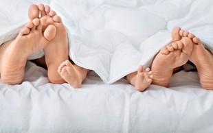 Ko dojenček podre partnerske vezi