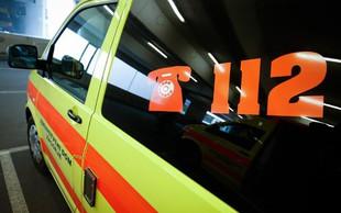 Ob evropskem dnevu številke 112: Ključno je natančno lociranje nesreče