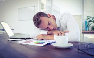 Kako pregnati popoldansko utrujenost?