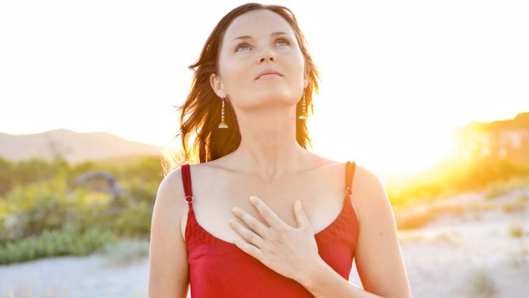 Kako doseči mir v srcu? (foto: Shutterstock)