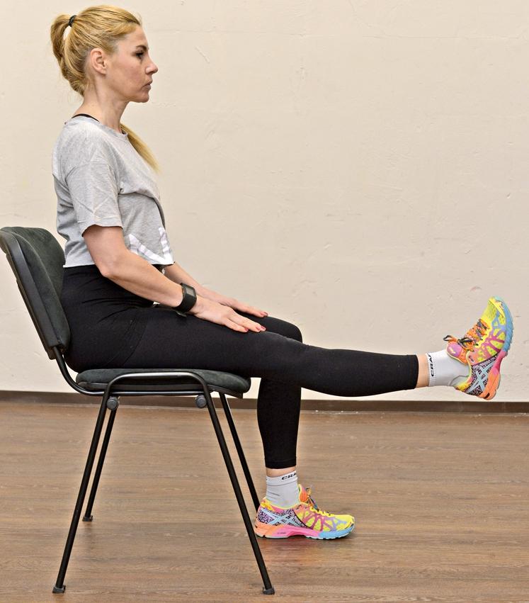 Vaje lahko izvajate doma ali v fitnesu, tisti, ki lahko, pa izkoristite tudi kakšen prost trenutek v pisarni.