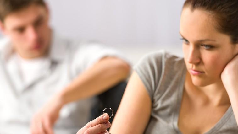 Kako naprej po ločitvi (foto: Profimedia)