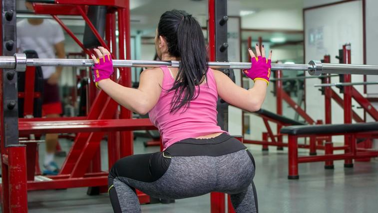 10 dobrih razlogov, zakaj morajo tudi ženske dvigovati uteži (foto: Profimedia)