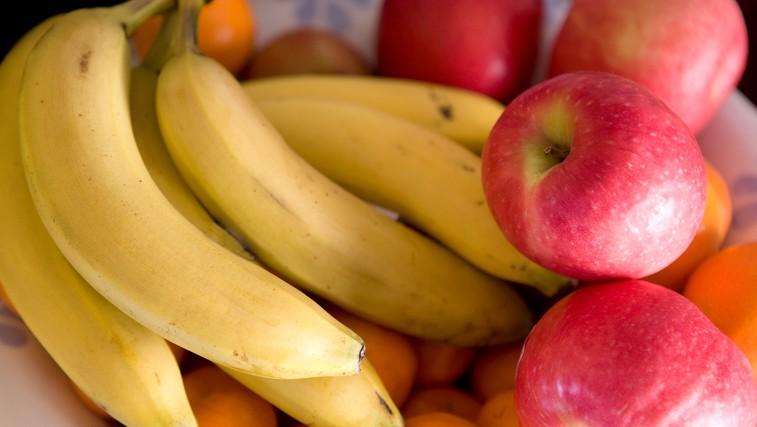 Kaj je boljše: bolj zrelo ali manj zrelo sadje? (foto: Profimedia)