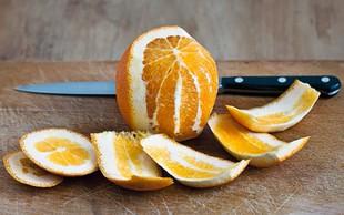 Kako vse lahko uporabite pomarančno lupino