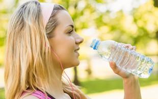 To morate preveriti, ko kupujete vodo v plastenki!