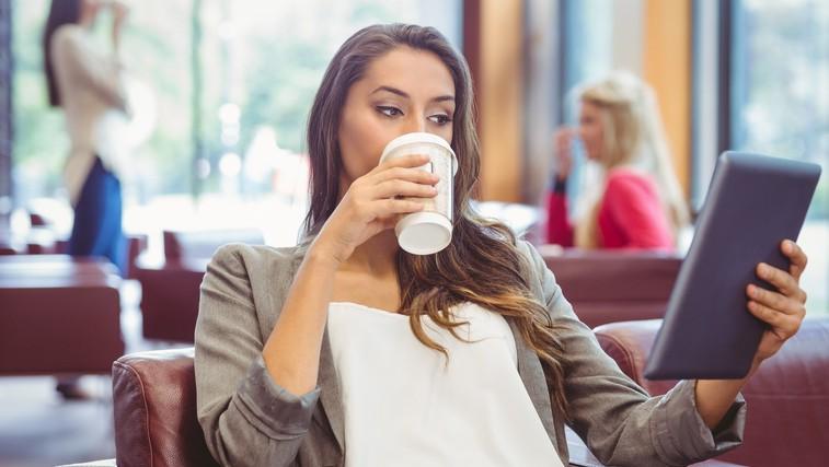 8 znakov, ki opozarjajo, da pretiravate s kofeinom (foto: Profimedia)