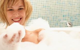 3 dobri razlogi, zakaj bi si morali večkrat privoščiti kopel