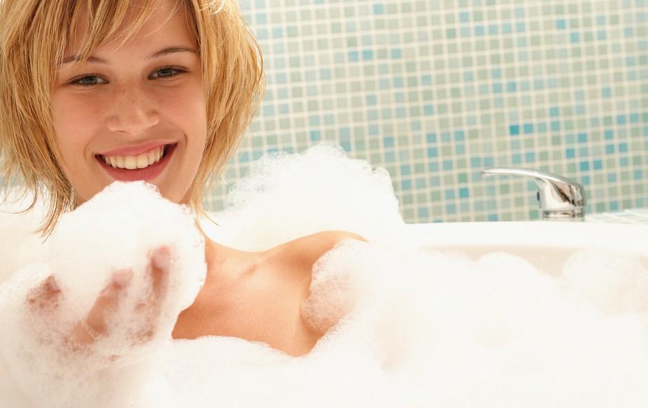 3 dobri razlogi, zakaj bi si morali večkrat privoščiti kopel (foto: Profimedia)