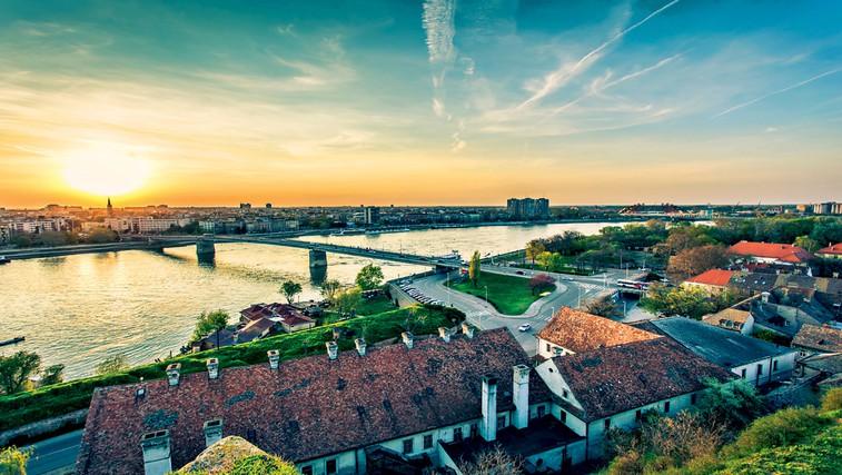 Novi Sad - eno najlepših srbskih mest (foto: Shutterstock.com)