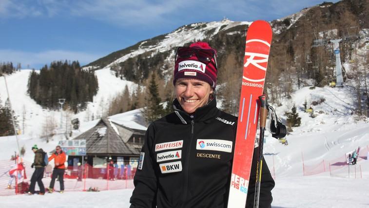 Amélie Reymond: Švicarka, ki je zbrala največ zmag (foto: Boštjan Belčič, Didier Panchard In Arhiv Amélie Reymond)