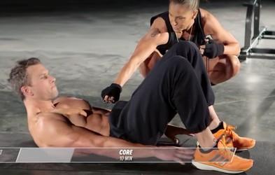 Trening doma: 10 minut za čvrste trebušne mišice (VIDEO)