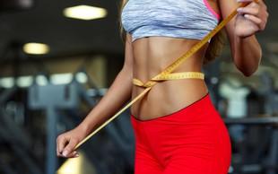 3 preprosta pravila, kako se znebiti maščobe na trebuhu