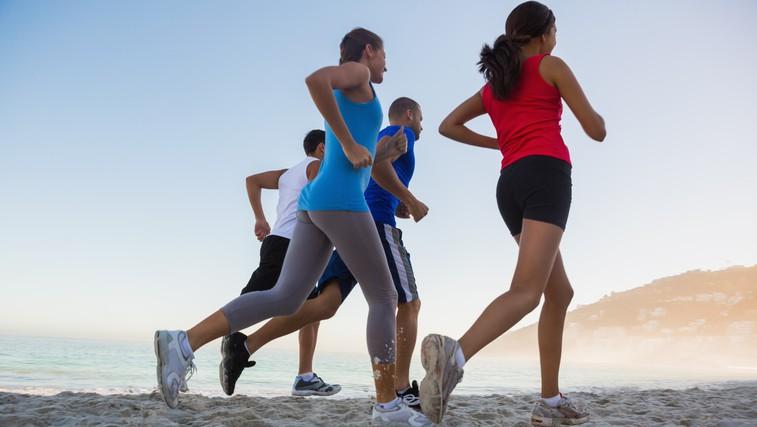 Tekači in tisti, ki boste šele začeli: Vabljeni na spomladanski tekaški tabor v Rovinj! (foto: Profimedia)