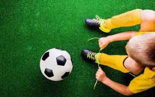 Second Coach – Aplikacija, ki omogoča otrokom, da računalniške igrice zamenjajo za žogo