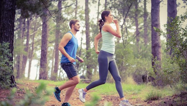 Bodite tekač, ki ne teče le zato, da bi zmagal (foto: Profimedia)