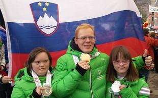Odličen začetek Zimskih svetovnih iger slovenskih specialnih olimpijcev - tri kolajne za Slovenijo!