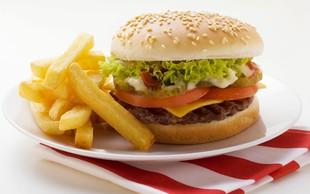 5 razlogov, zakaj hitra hrana ni poceni