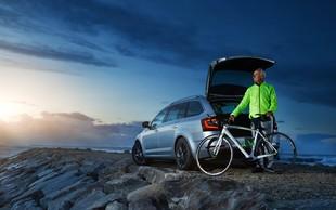 Nova Škoda Octavia z zelo domiselnimi dodatki