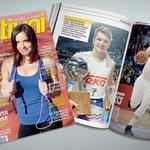 Izšla je prva številka revije Aktivni! (foto: AML)