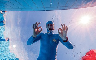 Samo Jeranko: »Pod vodo se počutim svobodno«