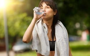 Kaj narediti, če po treningu ni časa za prhanje? Preizkusite te trike