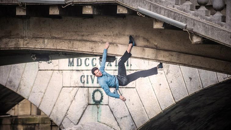 Triglav The Rock: Plezalni spektakel v središču prestolnice (foto: Arhiv www.therockljubljana.com)